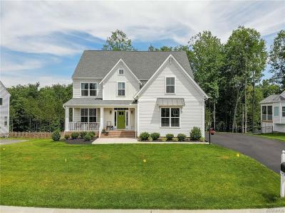 Midlothian Single Family Home For Sale: 14806 Lavenham Lane