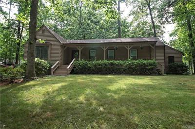 Chester Single Family Home For Sale: 3100 Fox Chase Drive
