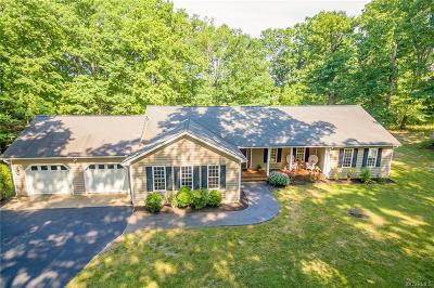 Bumpass Single Family Home For Sale: 3665 Diggstown Road