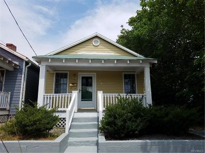 Richmond Single Family Home For Sale: 236 E 14th Street