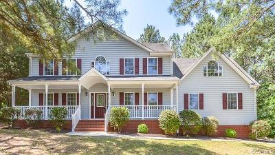Chester, Chesterfield Single Family Home For Sale: 3148 Talleywood Lane