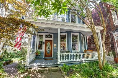 Richmond Single Family Home For Sale: 3608 E Broad Street