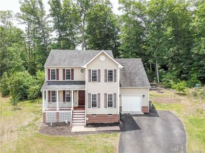 Chester, Chesterfield Single Family Home For Sale: 3736 Farmhill Lane