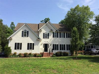 Glen Allen Single Family Home For Sale: 12201 Luxford Place