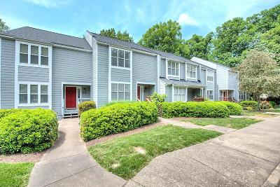 Henrico Condo/Townhouse For Sale: 10010 Dulaney Court