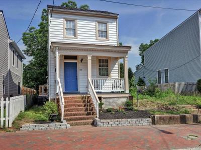 Richmond Single Family Home For Sale: 715 N 24th Street