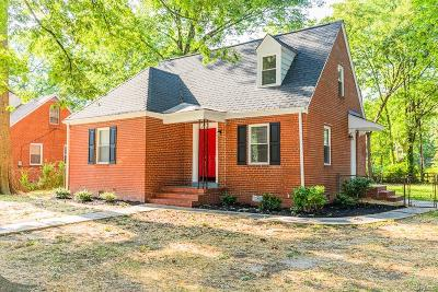 Richmond Single Family Home For Sale: 2103 Dawson Road