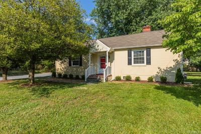 Henrico Single Family Home For Sale: 121 Echo Avenue