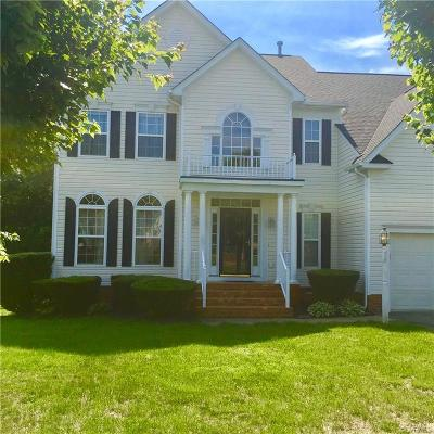 Henrico Single Family Home For Sale: 6400 Oakland Chase Place