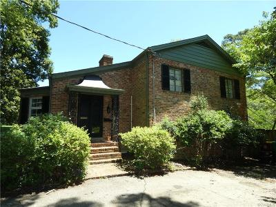 Petersburg Single Family Home For Sale: 1152 Oakridge Road