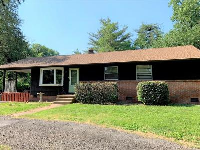 Richmond Single Family Home For Sale: 7014 Old Jahnke Road