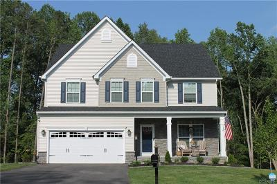 Chesterfield Single Family Home For Sale: 13007 Beech Hill Drive