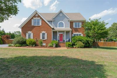 Mechanicsville Single Family Home For Sale: 7156 Sydnor Lane