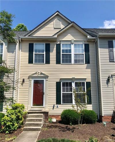 Henrico Condo/Townhouse For Sale: 2859 Queensland Drive