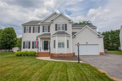 Mechanicsville Single Family Home For Sale: 8548 Woodsage Court