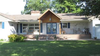 White Stone Single Family Home For Sale: 45 E Azalea Lane