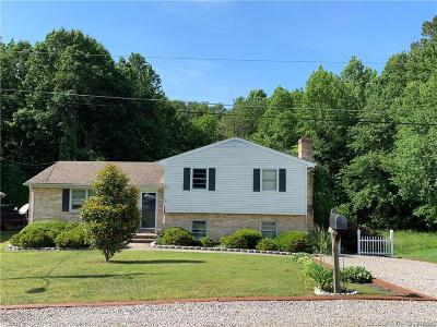 Nottoway County Single Family Home For Sale: 312 Guy Avenue