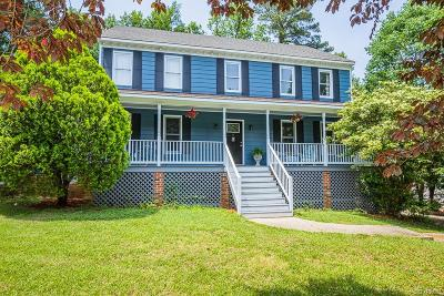 Henrico Single Family Home For Sale: 2608 Gayton Grove Road