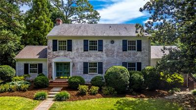 Henrico County Single Family Home For Sale: 8915 Sierra Road