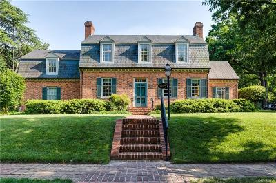 Richmond Single Family Home For Sale: 3905 Exeter Road