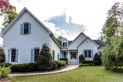 Chesterfield Single Family Home For Sale: 14341 Ranger Road