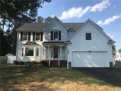 Glen Allen Single Family Home For Sale: 8408 Hasting Mill Lane