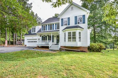 Goochland Single Family Home For Sale: 5000 Tori Lane