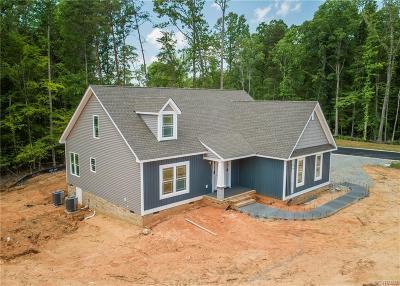 Goochland County Single Family Home For Sale: 2809 Preston Park Way