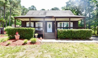 Chester Single Family Home For Sale: 4003 Frederick Farms Court