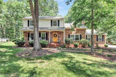Midlothian Single Family Home For Sale: 1509 Olde Coalmine Road