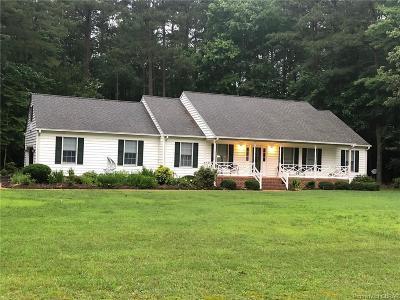 Mathews Single Family Home For Sale: 50 Schooner Lane