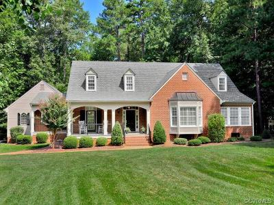 Chesterfield Single Family Home For Sale: 10818 Egret Court