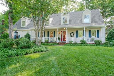 Chesterfield Single Family Home For Sale: 4431 Dunraven Road