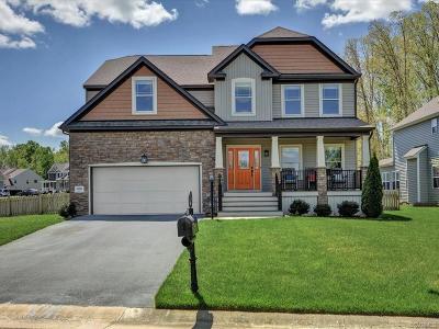 Midlothian Single Family Home For Sale: 2106 Thorncrag Lane