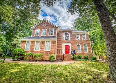 Mechanicsville Single Family Home For Sale: 9266 Kings Charter Drive