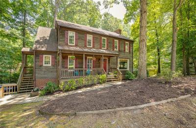 Richmond Single Family Home For Sale: 8301 Spring Meadow Road