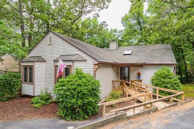 Mechanicsville Single Family Home For Sale: 8223 Stockade Circle