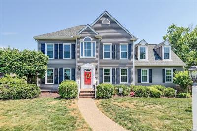 Glen Allen Single Family Home For Sale: 6212 Isleworth Drive