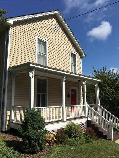 Farmville Single Family Home For Sale: 315 N Bridge Street