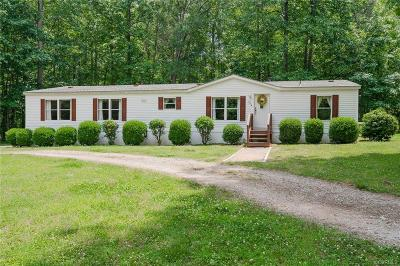 Powhatan Single Family Home For Sale: 324 Petersburg Road