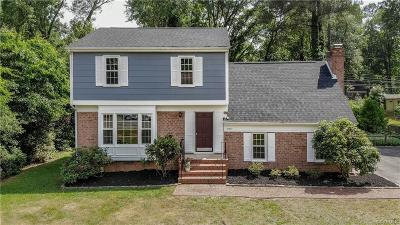 Chesterfield Single Family Home For Sale: 10317 Jason Road