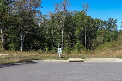 Chesterfield Land For Sale: 8136 Clancy Court