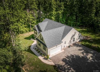 Powhatan Single Family Home For Sale: 1930 Lower Mill Road