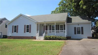 Mechanicsville Single Family Home For Sale: 8315 Southern Watch Place