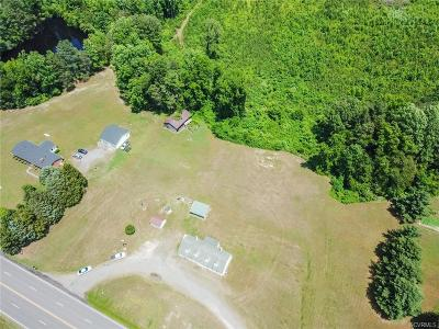 Ruther Glen Commercial For Sale: 26255 Jefferson Davis Highway