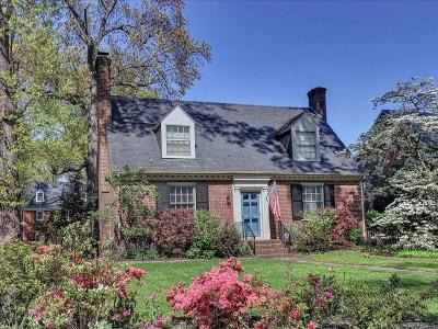 Richmond Single Family Home For Sale: 5223 Devonshire Road