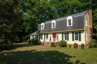 Mechanicsville Single Family Home For Sale: 11054 Sugarloaf Drive