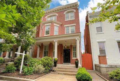 Richmond Single Family Home For Sale: 2005 W Grace Street