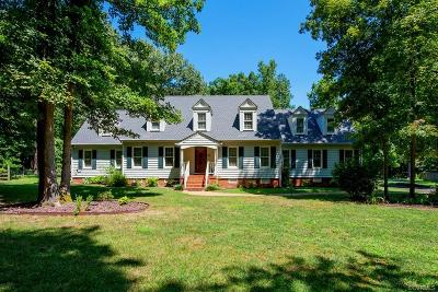Henrico Single Family Home For Sale: 3700 Town Hall Drive