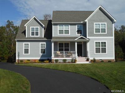 Midlothian Single Family Home For Sale: 11200 Longtown Place